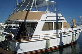 kabina za brod